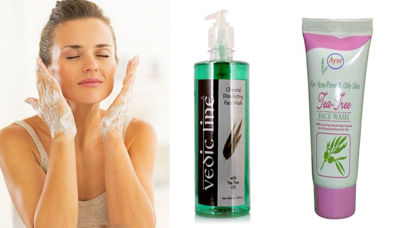 Best Face Washes for Pimples and Acne in India