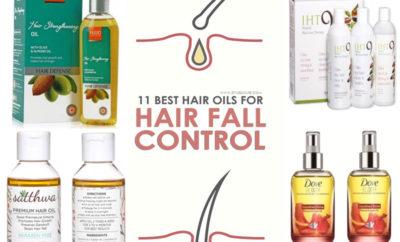 hair oils for hair fall control