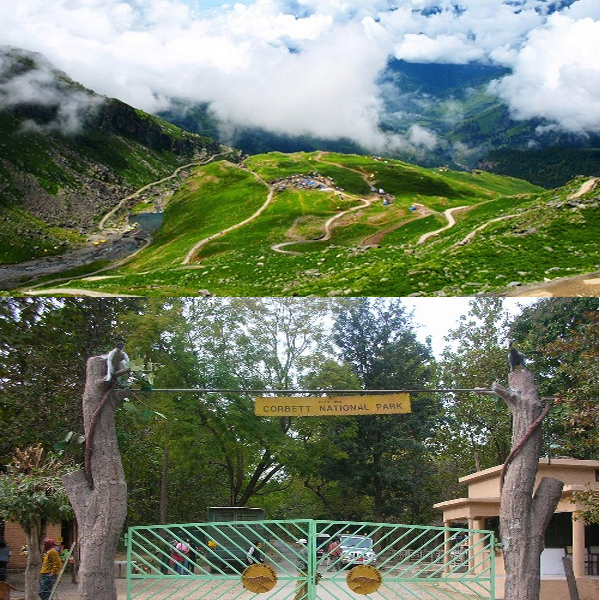 Best Honeymoon Places In North India With Pictures
