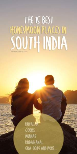 15 Best Honeymoon Places In South India