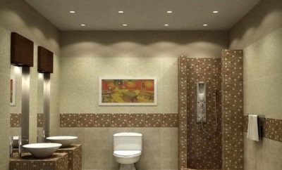 Best & Latest Bathroom Wall Tiles