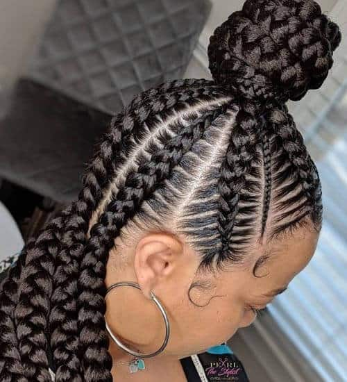 10 Popular Black Braided Hairstyles For Women Styles At Life