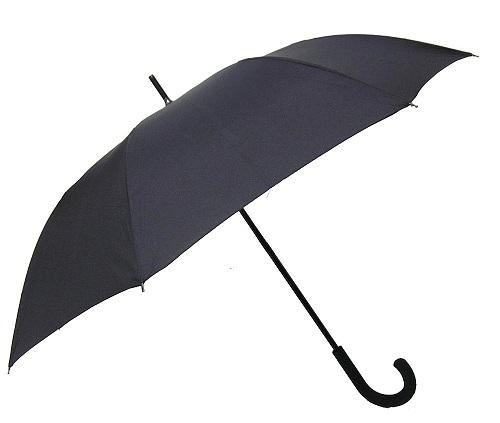 Black long Umbrellas