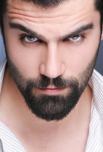 Bold Beard Style