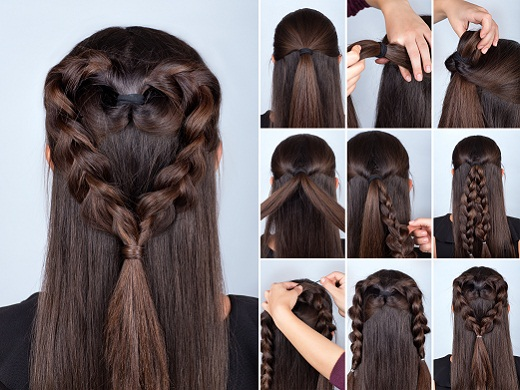 Prom Hairstyles 2019: Top 9 Gorgeous Prom Hairstyles For Braids In 2019