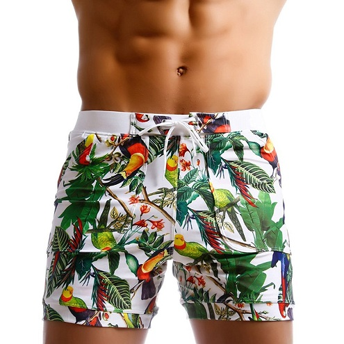 Brazilian Classic Cut Men's Swimsuit