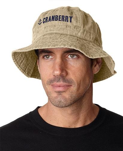 Sombrero de cubo para hombres
