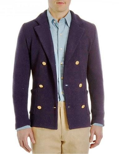 Cardigan Jacket Style Sweater