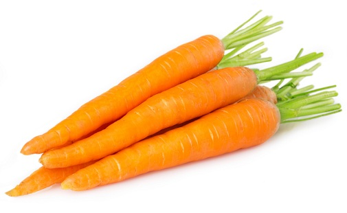 Carrots to Reduce Wrinkles On Face