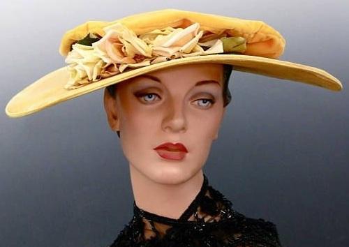 Cartwheel Hat for Women
