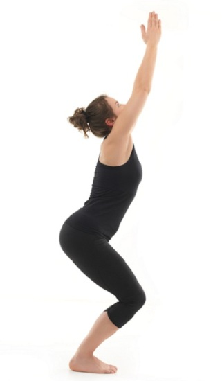 Yoga Positions To Avoid During Pregnancy Utkatasana