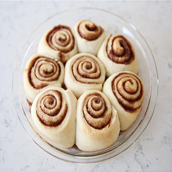 Cinnamon roll receipe