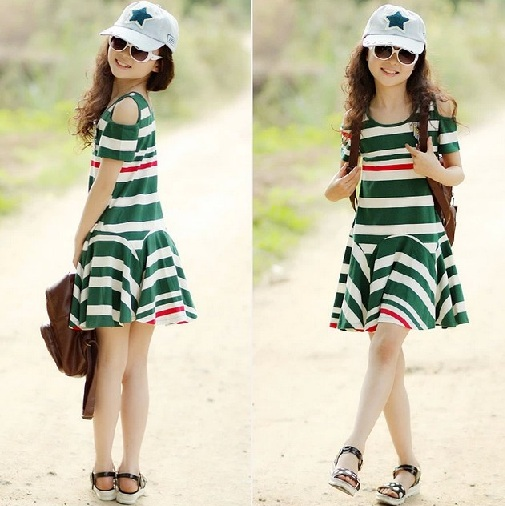 15 Pretty 9 Years Girl Dress Designs With Images Styles At Life