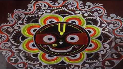 Creative Jagannath Design