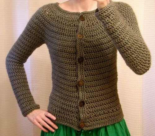 Crotchet Sweater