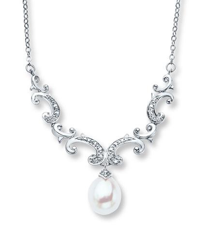 Cultured Pearl Pendant