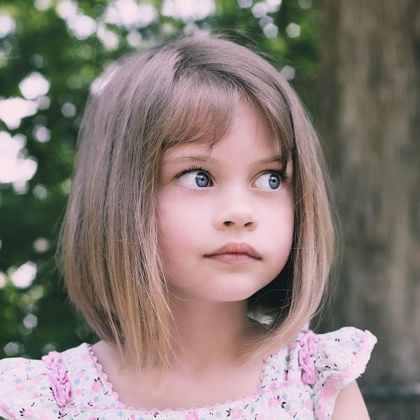 9 Best and Cute Bob Haircuts for Kids | Styles At Life