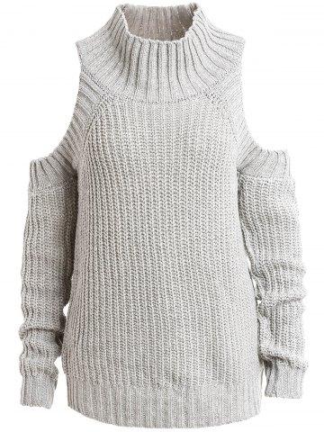 Cutout Women's Sweater