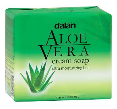 DALAN Cream Soap with Aloe Vera
