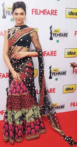 Stunning Pictures Of Deepika Padukone In Saree - Our Best 20!