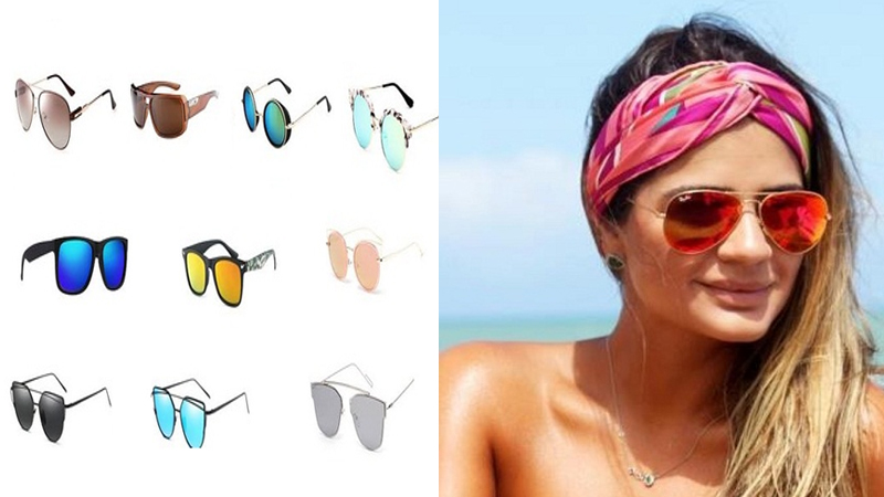 Different Types of Coloured Sunglasses That Will Last Forever