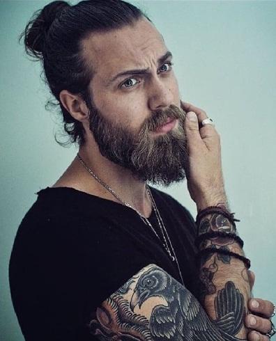Easy Beard Style