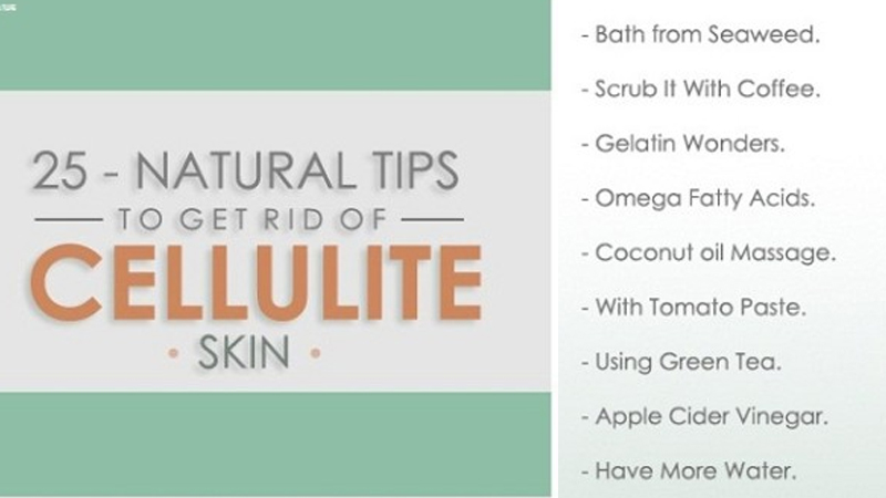 Effective Home Remedies for Cellulite Reduction