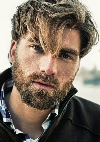 Elegant Beard Design for Men