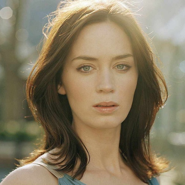 Emily Blunt Without Makeup