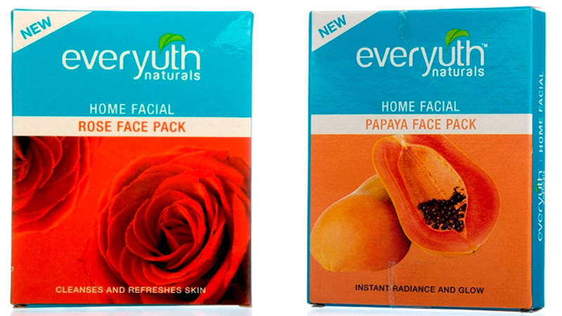 Everyuth Face Packs