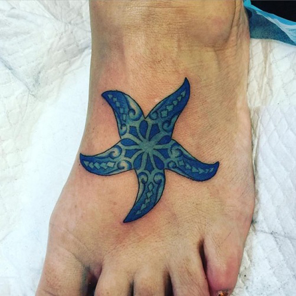 starfish tattoo
