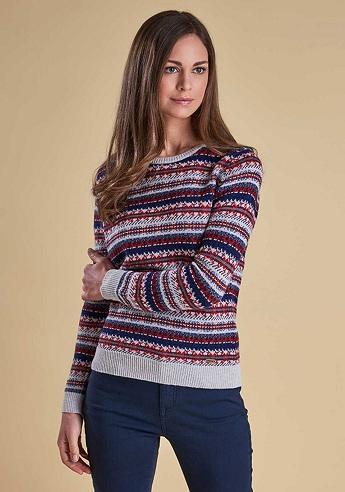 Fair Isle Women's Sweater