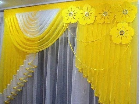 Fancy Curtain Design Ideas