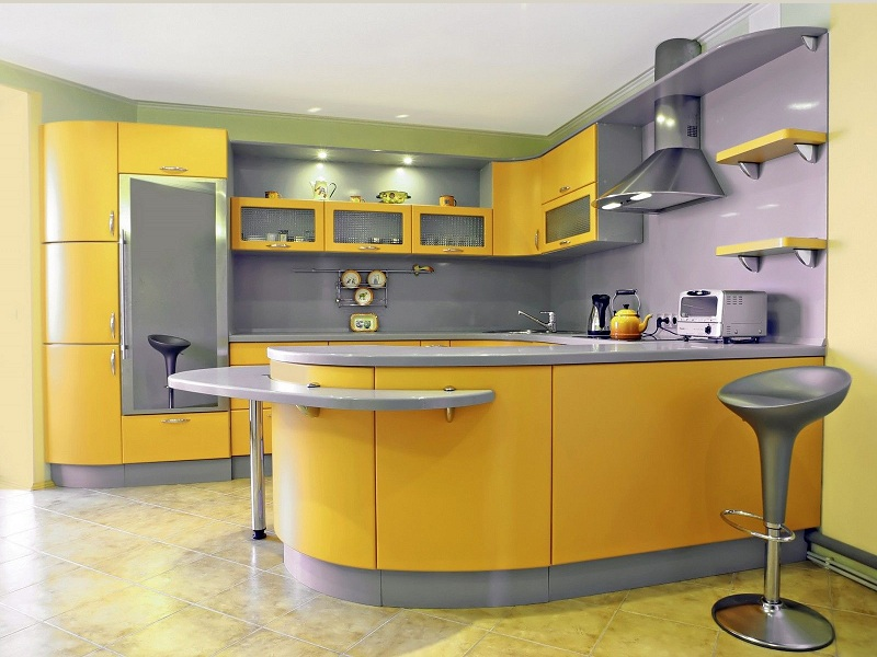 Fantastic 3D Kitchen Designs