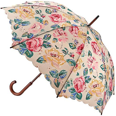 Floral long Umbrellas