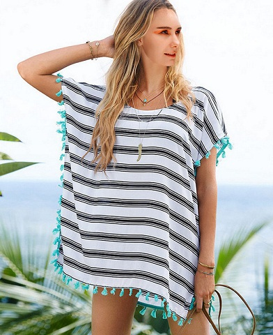 Free Size Swimsuit Cover-Up