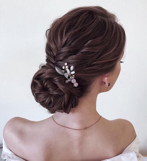French Twist Hairstyles 20