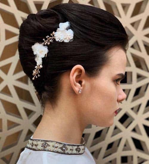 French Twist Hairstyles 19
