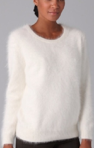 9c51116f9 9 Unique Angora Sweaters For Women With Images