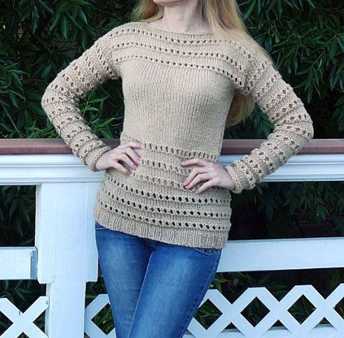 9ed197d4b 15 Amazing Models of Knit Sweaters For Women | Styles At Life