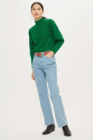 Green Sweaters