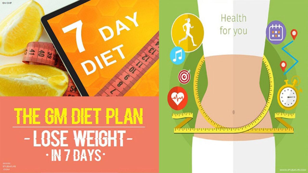 gm diet day 5 weight gain