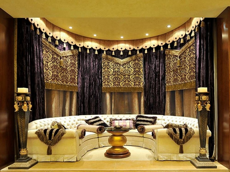 Glamorous Designer Curtains for House