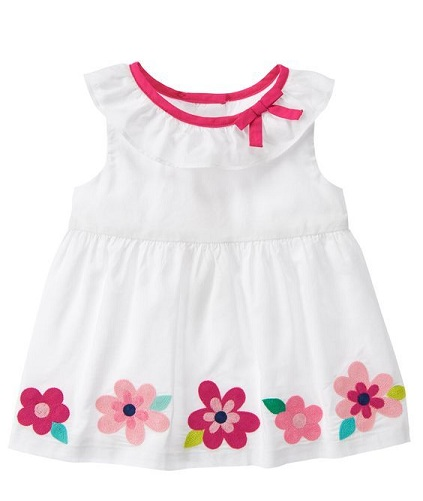 Graceful Baby Frock
