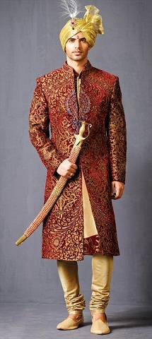 15 Different Designs Of Mens Kurta Pajama For Marriage Styles At Life
