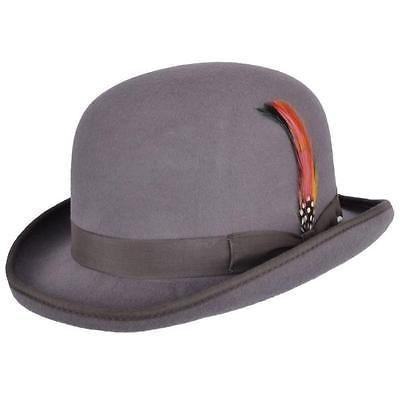 Hard Felt Bowler Hats