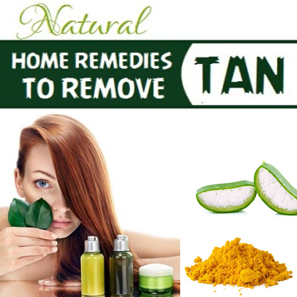 home remedies for sun tan