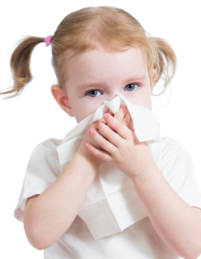 Home Remedies for Cold in Kids