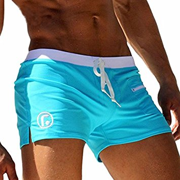 Hot and Sexy Trunks Men's Swimsuits