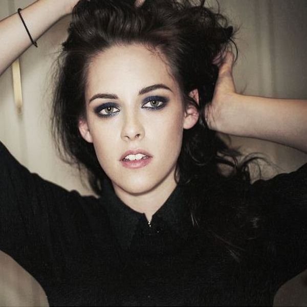 How to do Kristen Stewart Eye Makeup